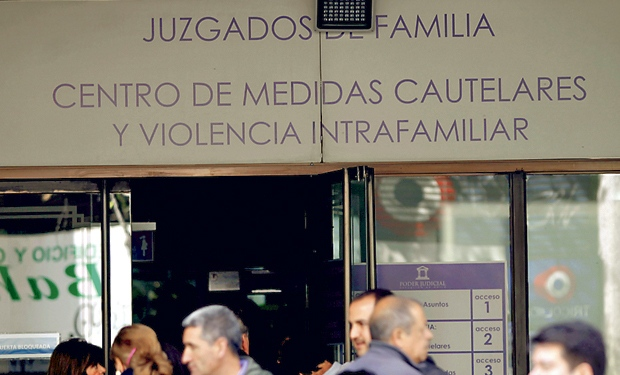 The complainants to the psycho- social teams of Family and Gender Violence Courts increases