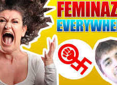Feminazis ATTACK the Police AND WIN